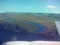 Sørvágsvatn (ou Leitisvatn) é o maior lago das Ilhas Faroé, situado na ilha de Vágar.
