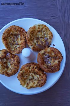 Schoki Pistazien Popovers zum Lieblingsmorgen--Frühstück