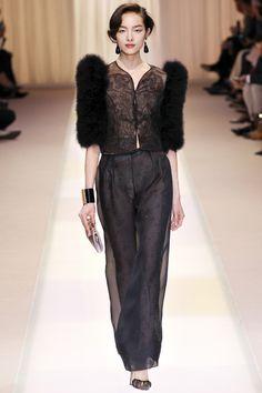 Armani Privé Haute Couture AW 2013-2014