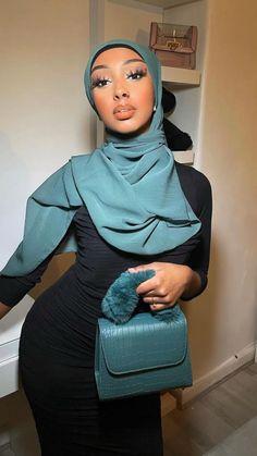 Stylish Hijab, Modest Fashion Hijab, Modesty Fashion, Muslim Fashion, Modest Outfits, Hijabi Girl, Girl Hijab, Tomboy Fashion, Fashion Outfits