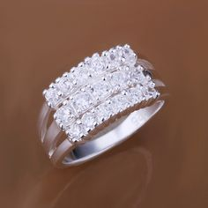"""FOR SALE ON TOPHATTER WITH FREE SHIPPING ON ALL MY ITEMS . VISIT MY PAGE AT TOPHATTER.COM/USERS/1251025-MAKEUP_BY_YESENIAA  I'm auctioning 'A Exquisite and Glistening Ring Size 8 + A #Beautiful Gift When """"BUYNOW"""" ' on #tophatter #sale #cheap #makeup #buynow #freeshipping #ring #jewelry #etsy #ebay #twitter #facebook #instagram"""