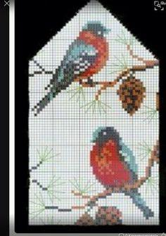 Crochet Gloves, Knit Crochet, Knitting Charts, Knitting Patterns, Sweater Mittens, Fair Isle Pattern, Mittens Pattern, Mitten Gloves, Handicraft