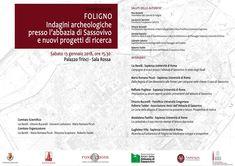 Italia Medievale: Foligno: indagini archeologiche presso l'abbazia d...