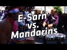 ▶ DrumLine Battle: E-Sarn vs Mandarins - YouTube