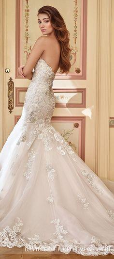 Wedding Dresses:   Illustration   Description   David Tutera Wedding Dress 2017    -Read More –   - #WeddingDresses https://adlmag.net/2017/12/14/wedding-dresses-inspiration-david-tutera-wedding-dress-2017-9/