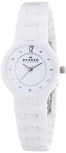 Skagen Ladies Ceramic Watch 572SSXWC has been published to http://www.discounted-quality-watches.com/2012/05/skagen-ladies-ceramic-watch-572ssxwc/