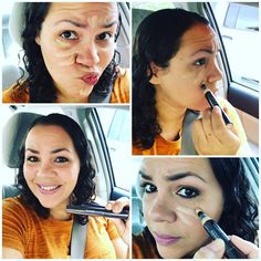 Loving the way @julepbeauty Cushion Complexion has allowed me to correct, conceal, and brighten while on-the-go! Very convenient to carry in your makeup bag and precise while applying with the tip cushion. Thank you @julepbeauty  and @crowdtap for the opportunity to test this product! Loved it!!!! ❤️#bravepretty #sponsored #JulepCrowd #crowdtap