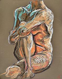 Clasp, 2013, by Fred Hatt