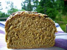 Teljeskiőrlésű kenyér szódabikarbónával