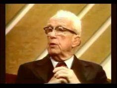 Buckminster Fuller & Werner Erhard - People are Talking