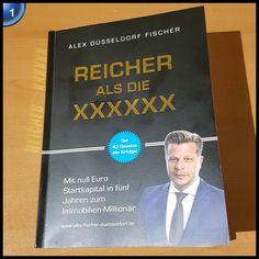 """Buch: Reicher als die XXXXXX von Alex Fischer """"Düsseldorf"""""""
