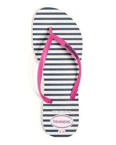 havaianas Flip Flops - Slim Retro