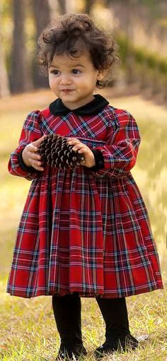 plaid smock dress - Google Search