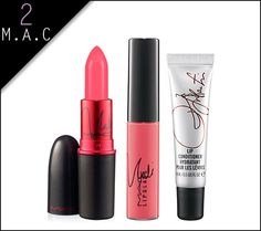 10 Fashionable Gifts That Give Back: MAC Viva Glam Collections $15.