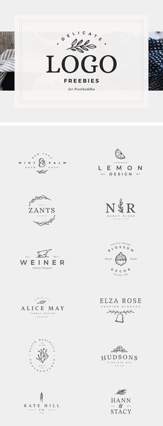 1001 Logos : So many wonderful inspiration for the logo creation. I will definitely learn to make logos. IN SHORT I LIKE : All the different styles / The lettering / The simplicity of the logo drawings Logo And Identity, Logo Branding, Identity Design, Business Branding, Ui Design, Free Logo Design, Graphic Design Logos, Brand Logo Design, Free Logo Psd