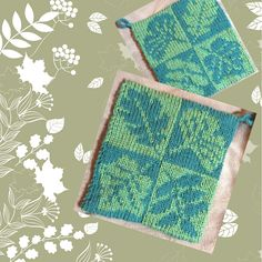 This is a pattern for a Pop Art - Fall Leaf designed double knit potholder. The double knitting creates a double thick fabric which is good for protecting hands and counters. Knitting Ideas, Knitting Patterns, Knit Dishcloth, Potholders, Double Knitting, Chinese New Year, Leaf Design, Bad, Autumn Leaves