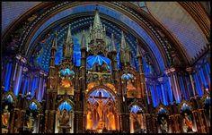 Basilique Notre Dame (Montreal) by VerticalRiver