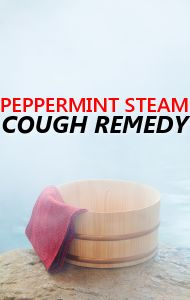 Dr Oz helped a woman get to the bottom of her longtime chronic cough, explaining how a Peppermint Steam treatment can help with Silent Mucus.