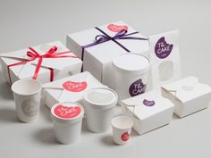 TCAKE - food packaging