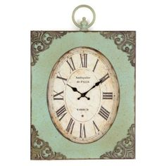 Save time (and money) by shopping Kirkland's selection of unique wall clocks! No matter wall clock or desk clock, you'll find the right timepiece for you! Industrial Clocks, Bedroom Decor, Wall Decor, Dream Bath, Eclectic Living Room, Unique Wall Clocks, Desk Clock, Vintage Decor, Decorative Items