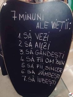 Minunile vieții - Viral Pe Internet Chalkboard Quotes, Art Quotes, Motivation, Words, Life, Internet, Dan, Daily Motivation, Determination