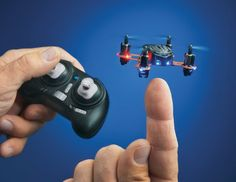 Estes Proto-X Is Said To Be World's Smallest Quad-Copter