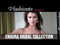 ▶ Enaura Bridal Fall 2014 Collection Photo Shoot by Vital Agibalow | FashionTV - YouTube