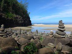 pebble stacks | Flickr - Photo Sharing!