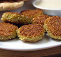 These burgers were awesome!!! Falafel recipe - MediterrAsian.com