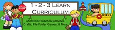 Welcome to 123 Learn Curriculum, Preschool Theme Curriculum for your childcare, preschool, or home!