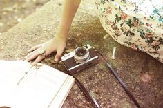 Canon Girl Photography Retro Vintage   Inspiring Picture On Favim