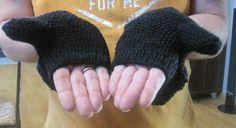 Ręko-czyny: Rękawiczki z klapką krok po kroku