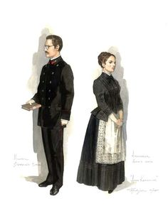Dressing the Period: Costumes for Anna Karenina - SocialMiami