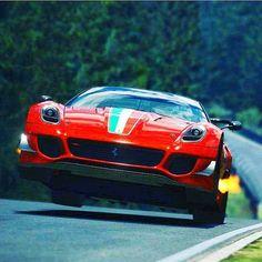 599XX GTO #ferrari599gtored
