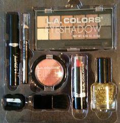 Five Dollar Gift Sets: L.A. Colors