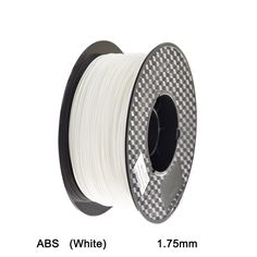 3D printer filament ABS 1.75mm ,1kg plastic Rubber Consumables Material with 3 kinds colours for you choice