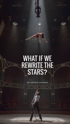 Rewrite the stars/ The Greatest Showman/Zac Efron and Zendaya Made by: Stephanie Herrera One of my favorite scenes! The Greatest Showman, Zac Efron, Movies And Series, Movies And Tv Shows, Lyric Quotes, Movie Quotes, Comedia Musical, Disney Star Wars, Film Serie