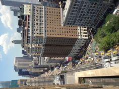 #Inspiring photo from Milliken's #design studio and showroom in New York City (a view looking north from 6th Avenue).