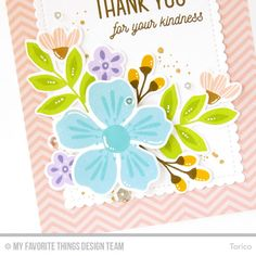 STAMPARADISE: MFT May Card Kit Countdown Day 2