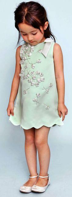 ALALOSHA: VOGUE ENFANTS: New Season: Dorian Ho SS18 Haute Couture