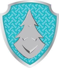 Paw Patrol Png, Escudo Paw Patrol, Imprimibles Paw Patrol, Pow, Ferrari Logo, Logos, Ideas, Paw Patrol Party, Painted Faces