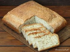 Avocado Hummus, Bread Baking, Toffee, Bread Recipes, Risotto, Food And Drink, Kitchen, Pies, Diet