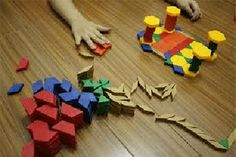 Manipulating Math: Concrete vs Abstract Thinking