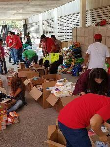 Ciudad de México.- Tras el sismo en la Ciudad de México, Morelos, Puebla, Estado de México, Guerrero y Oaxaca, los Diablos Rojos del México,...