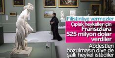 Lükse düşkünlüğü ile bilinen sanat sever Birleşik Arap Emirlikleri 'Abı Dabi Louvre' müzesinde Fransa Louvre eserlerini sergilemeye hazırlanıyor.