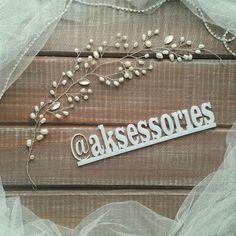 Купить Свадебный ободок Свадебное украшение, Свадебный венок, Ободок - бежевый, венок, украшение для волос