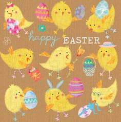 Happy Easter / Tracy Cottingham