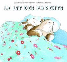 livres du coucher le lit des parents