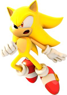 -SUPER SONIC- by IceFoxesDX on deviantART