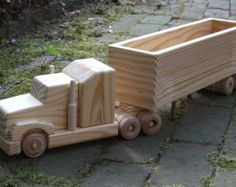 Wooden Toy Car by MyFathersHandsLLC on Etsy
